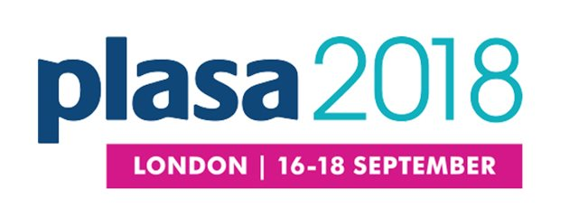 Visit us at this year's PLASA show