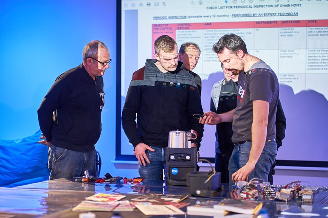 EXE Technology Holds Its First Ever Training in Germany