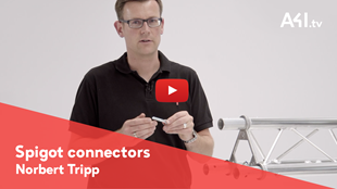 A4i.tv video release on spigot connectors